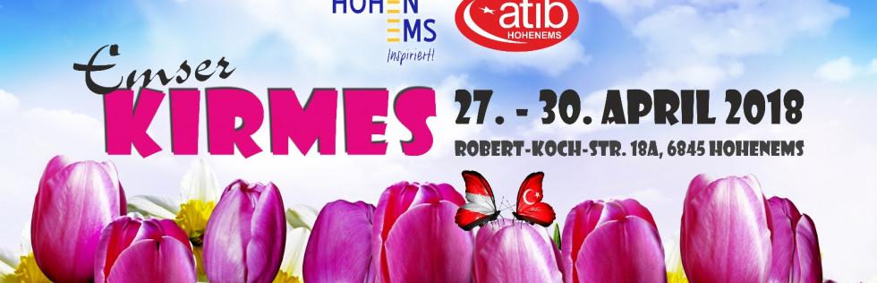 ATIB Hohenems Kermes – Pazartesi günüde devam ediyor